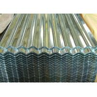ASTM A370 Corrugated Steel Roofing Sheets Galvanized Metal Roofing