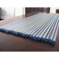 Round Galvanized Steel Pipe DIN1630 , Seamless Steel Tube For Automotive