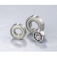 Stainless Steel Single Row Deep Groove Ball Bearing 618 / 9 ABEC-1