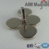 Strong Cylinder Neodymium Magnet