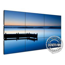 China Multiple Narrow Bezel Digital Signage Video Wall , 55 inch wall mounted signage on sale