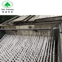 Soft Cord Bio Filter Media For Sewage Treatment , Moving Bed Filter Media