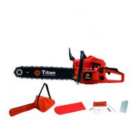 Professional Office Electronic Equipment Gasoline Chain Saw / wood cutting saw