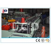 W Beam Guardrail Roll Forming Machine 2 Wave And 3 Wave Steel PLC Control