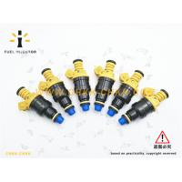 Set of 6 Flow Matched Fuel Injectors 0280150714 for 1984-1993 BMW 318i/is 1.8L