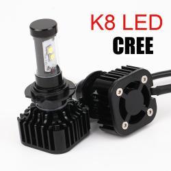 China CREE Car Led Headlight Bulbs Car Automotive Vehicle Headlight / Fog Light on sale