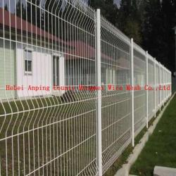 China 3 times fold farm fence mesh welded wire mesh panel for sale on sale