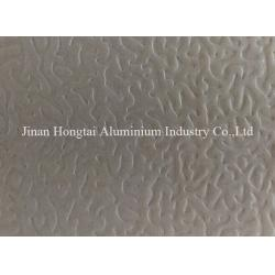 China embossed stucco aluminum coil with vapor barrier 1050 1060 1100 3003 3004 on sale