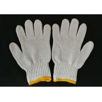 23cm Length Safety Hand Gloves Cotton 35% Cotton And 65% Polyester Material
