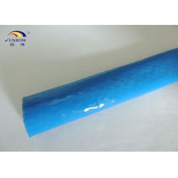 China Silicone Coated Fireproof Sleeve Heat Resistant  for Hose Assemblies and Cables on sale