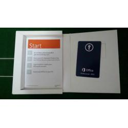 Microsoft office 2013 home and student product key card