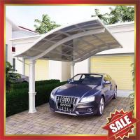 super durable villa garden parking metal aluminium aluminum alloy carport car rain sun shed shelter canopy awning