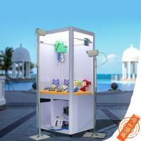 APP Remote Control Catch Toys Claw Crane Machine Wood + Acrlic Material