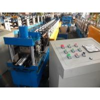 Prepainted Galvanized Sheet Rolling Shutter Strip Forming Machine With Auto PLC Control