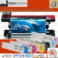 Roland RF-640 Eco-Sol Max 2 440cc ink Cartridges, roland rf640 eco solvent ink, roland rf640 ink cartridges