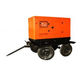 China 20KW Japanese engine powered Rare Earth Permanent Magnet Soundproof Diesel Generator Set on sale
