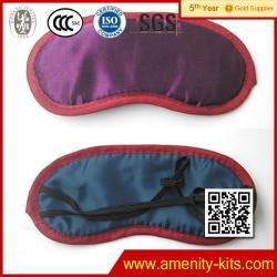 China sleep eye shade on sale