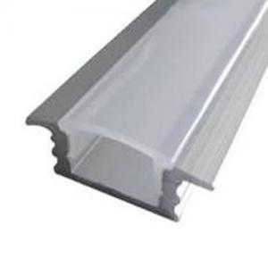 Concealed lighting strip